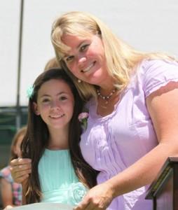Michele Floyd 5th Grade