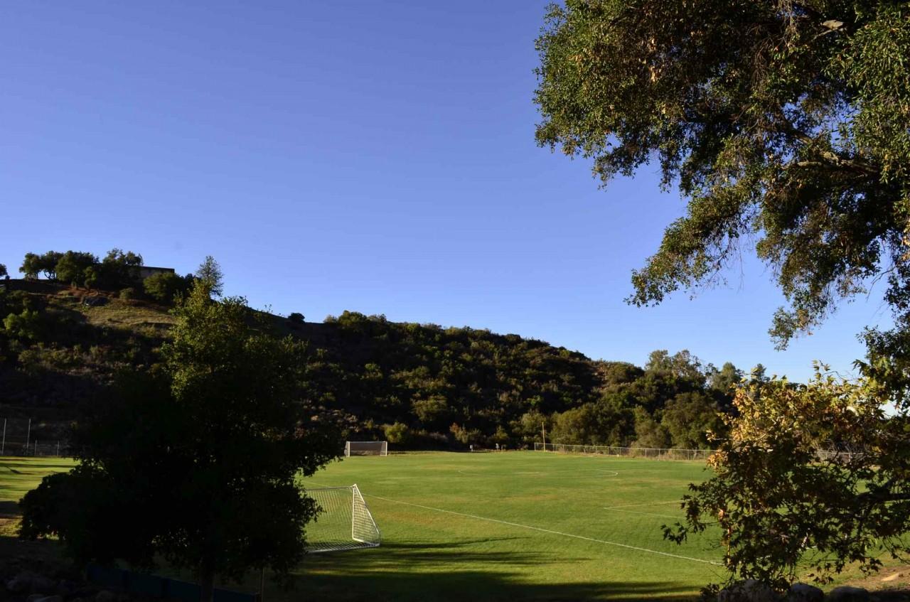 Upper Campus - Dok Smith Field