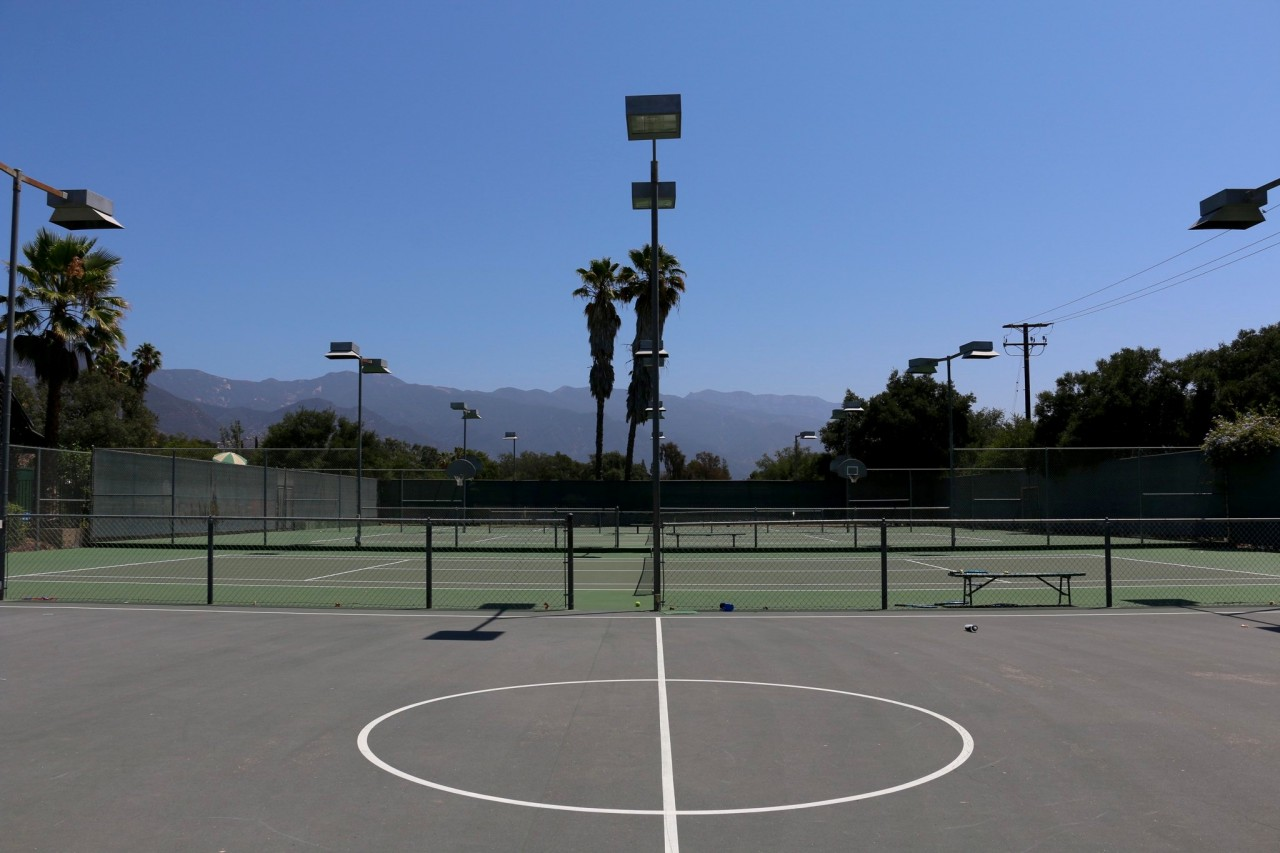 Lower Campus - Athletic Courts