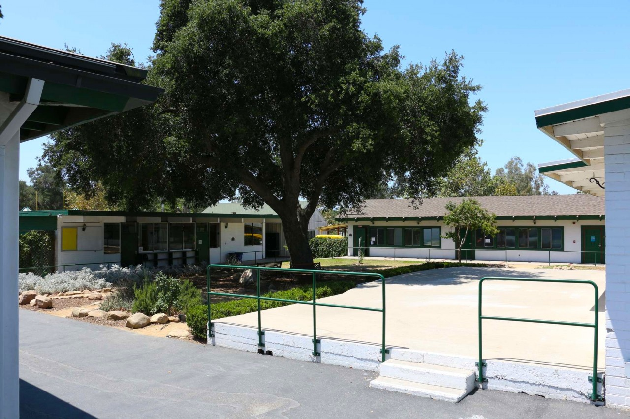 Lower Campus - Middle School Classrooms