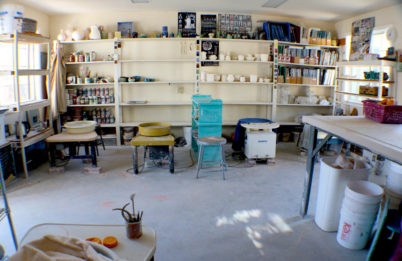 Upper Campus - Ceramics Studio