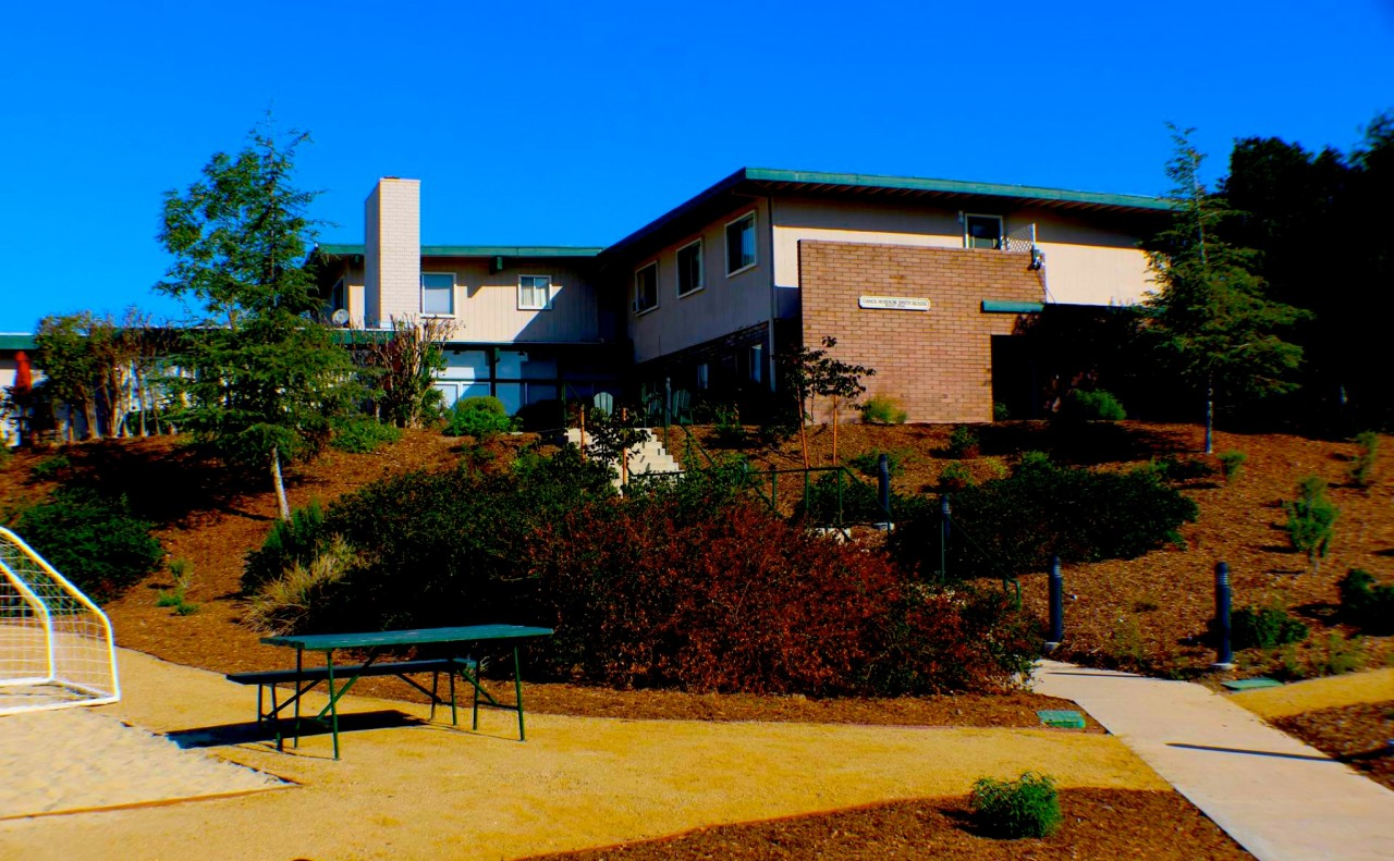 Upper Campus - Grace Hobson Girl's Dorm