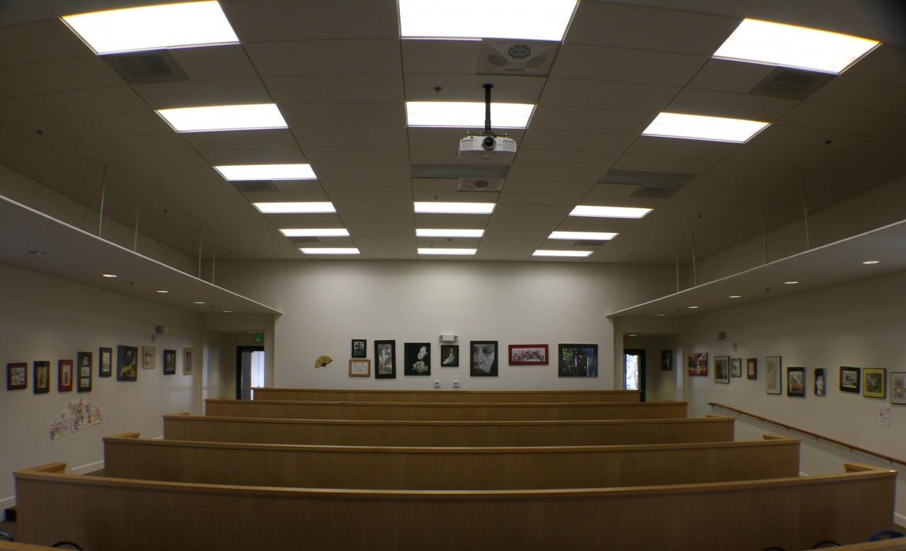 Upper Campus - Arango Sci-Tech/ Lecture Hall