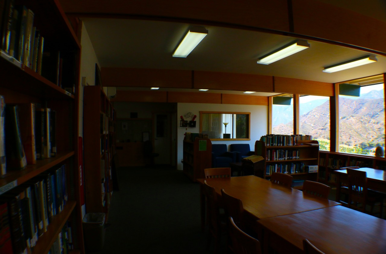 Upper Campus - Library