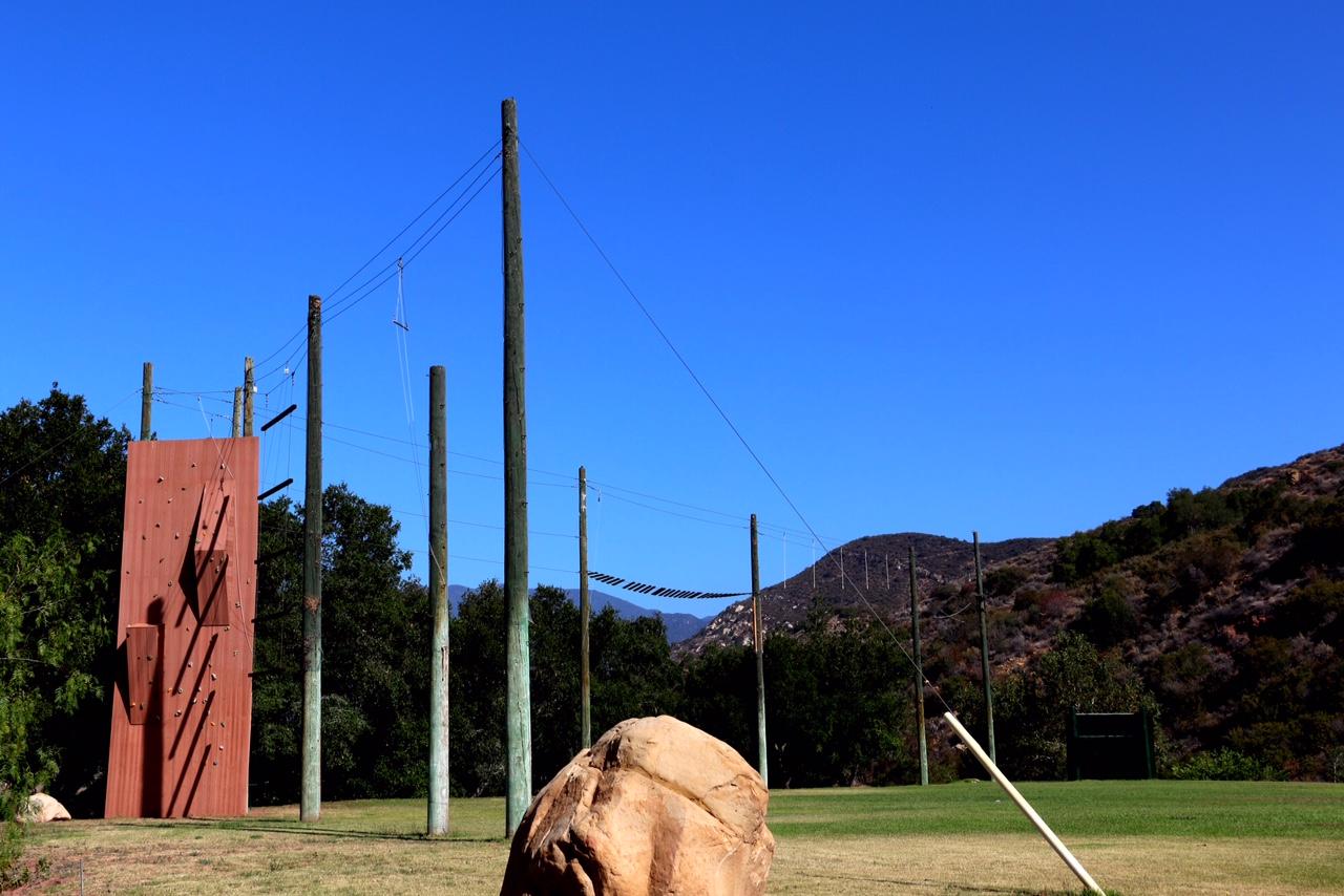 Upper Campus - Ropes Course