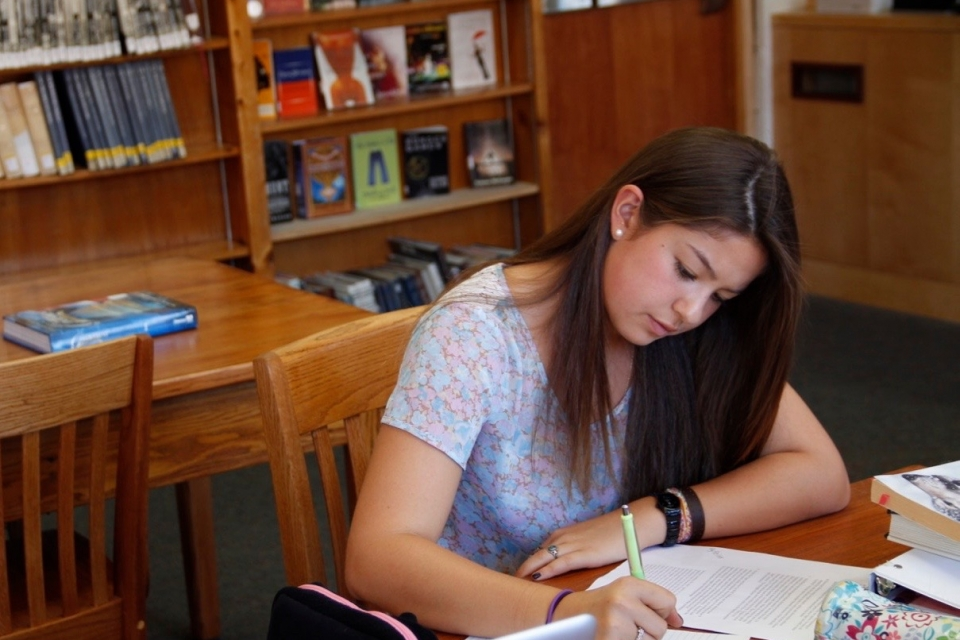 Students Prep for AP Exams