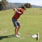 David Smith golf