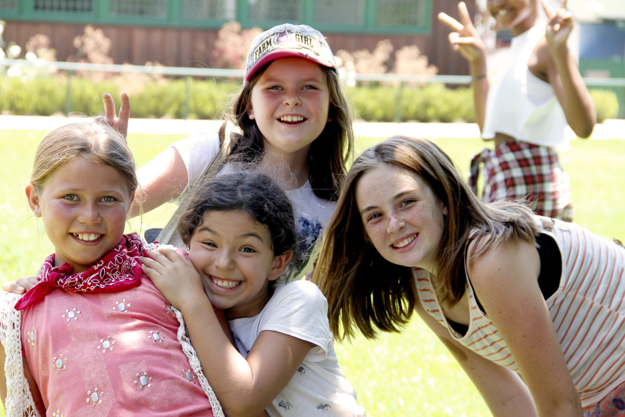 Welcome Summer Campers