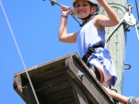 5th Grade Ropes Course