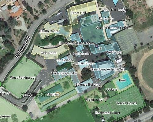Ovs Ojai Valley School Private College Prep Day And Boarding