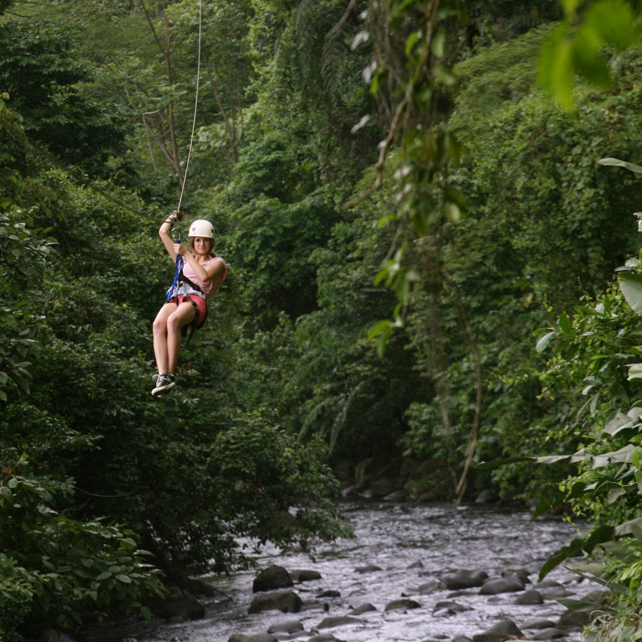 Costa Rica, Spring Break, OVS