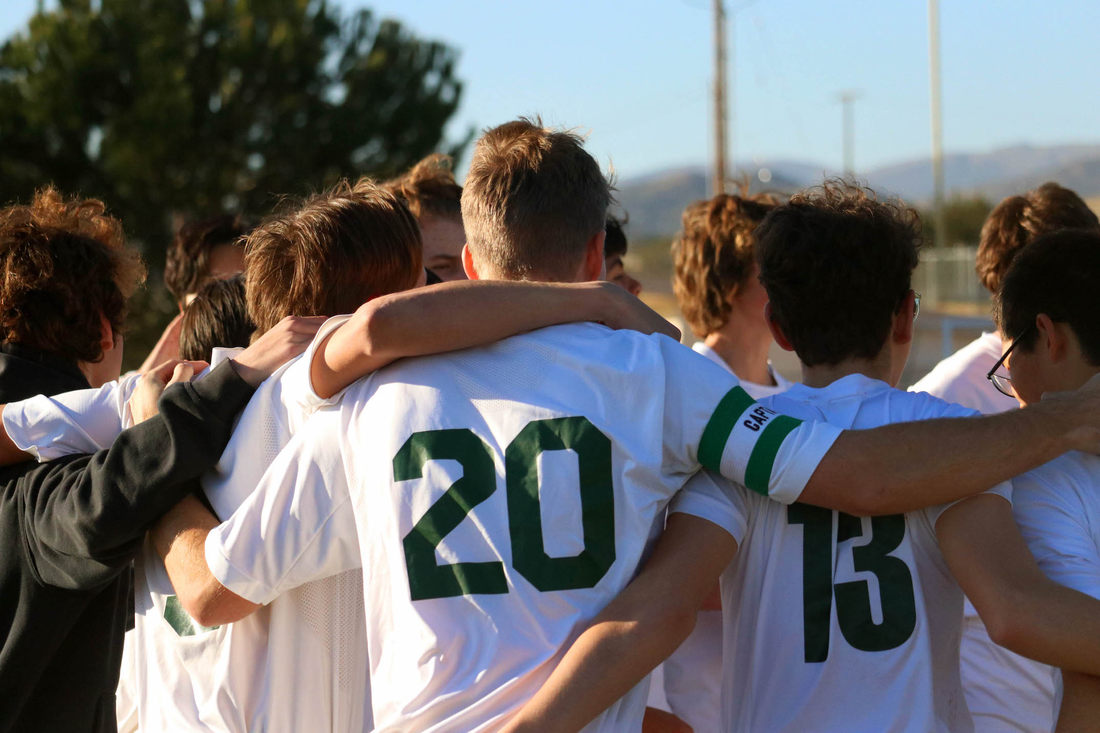 Boys Soccer Plays Hard in CIF